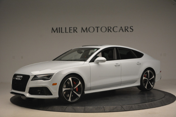 Used 2014 Audi RS 7 4.0T quattro Prestige for sale Sold at Aston Martin of Greenwich in Greenwich CT 06830 2