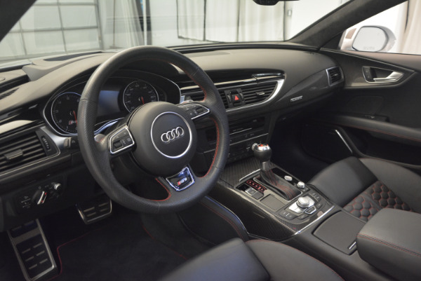 Used 2014 Audi RS 7 4.0T quattro Prestige for sale Sold at Aston Martin of Greenwich in Greenwich CT 06830 24