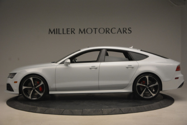 Used 2014 Audi RS 7 4.0T quattro Prestige for sale Sold at Aston Martin of Greenwich in Greenwich CT 06830 3