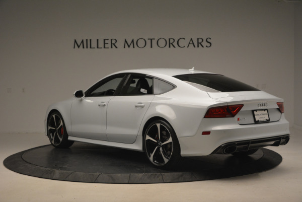 Used 2014 Audi RS 7 4.0T quattro Prestige for sale Sold at Aston Martin of Greenwich in Greenwich CT 06830 5