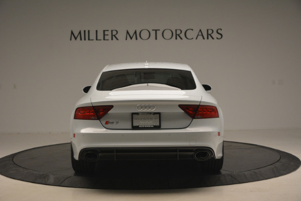 Used 2014 Audi RS 7 4.0T quattro Prestige for sale Sold at Aston Martin of Greenwich in Greenwich CT 06830 6