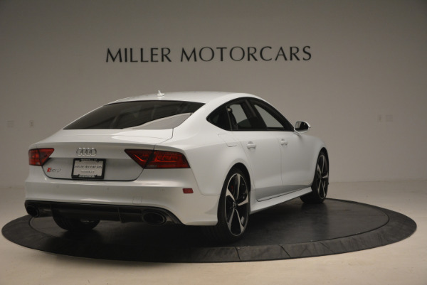 Used 2014 Audi RS 7 4.0T quattro Prestige for sale Sold at Aston Martin of Greenwich in Greenwich CT 06830 7