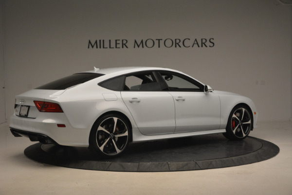 Used 2014 Audi RS 7 4.0T quattro Prestige for sale Sold at Aston Martin of Greenwich in Greenwich CT 06830 8