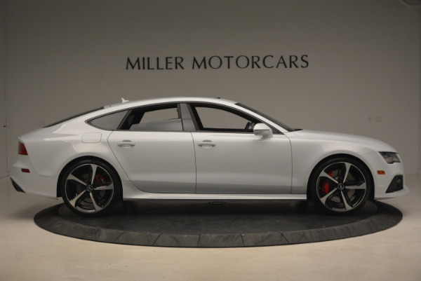 Used 2014 Audi RS 7 4.0T quattro Prestige for sale Sold at Aston Martin of Greenwich in Greenwich CT 06830 9