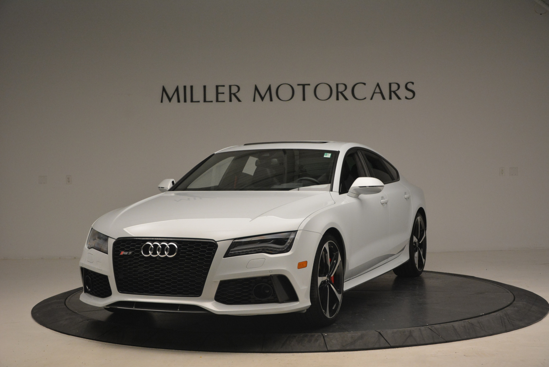 Used 2014 Audi RS 7 4.0T quattro Prestige for sale Sold at Aston Martin of Greenwich in Greenwich CT 06830 1