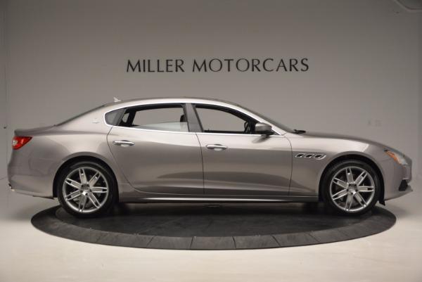New 2017 Maserati Quattroporte S Q4 GranLusso for sale Sold at Aston Martin of Greenwich in Greenwich CT 06830 9