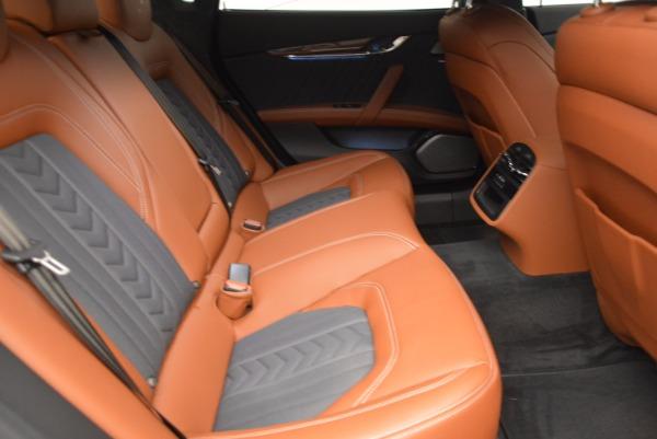 New 2017 Maserati Quattroporte S Q4 GranLusso for sale Sold at Aston Martin of Greenwich in Greenwich CT 06830 25