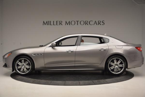 New 2017 Maserati Quattroporte S Q4 GranLusso for sale Sold at Aston Martin of Greenwich in Greenwich CT 06830 3