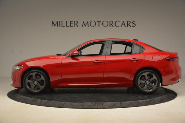 New 2017 Alfa Romeo Giulia Q4 for sale Sold at Aston Martin of Greenwich in Greenwich CT 06830 4