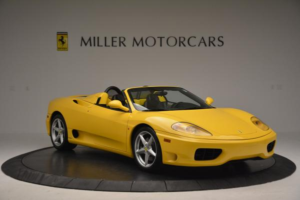 Used 2003 Ferrari 360 Spider 6-Speed Manual for sale Sold at Aston Martin of Greenwich in Greenwich CT 06830 11