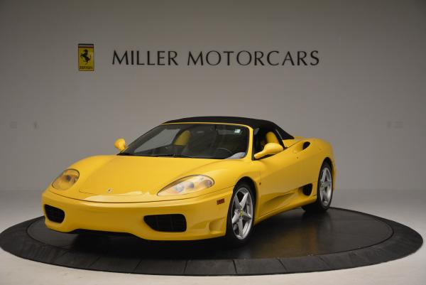 Used 2003 Ferrari 360 Spider 6-Speed Manual for sale Sold at Aston Martin of Greenwich in Greenwich CT 06830 13