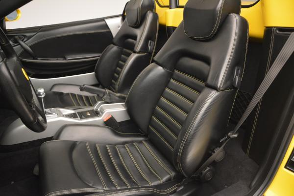 Used 2003 Ferrari 360 Spider 6-Speed Manual for sale Sold at Aston Martin of Greenwich in Greenwich CT 06830 27