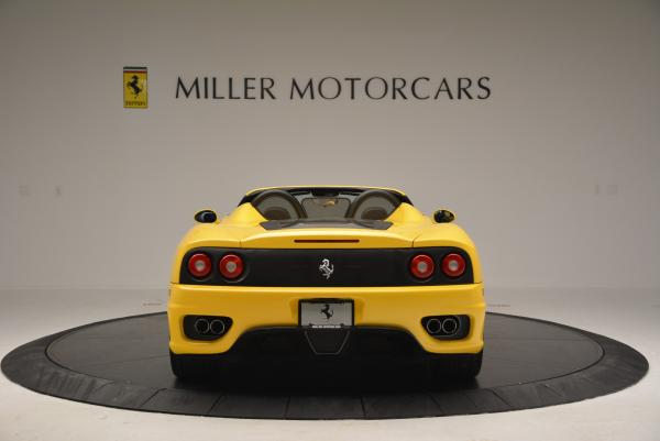 Used 2003 Ferrari 360 Spider 6-Speed Manual for sale Sold at Aston Martin of Greenwich in Greenwich CT 06830 6