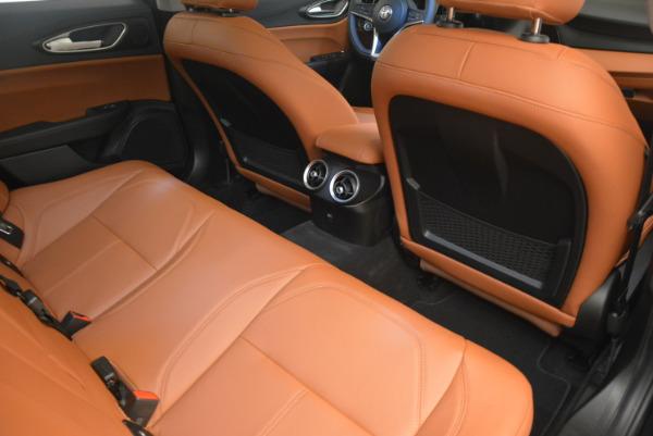 New 2017 Alfa Romeo Giulia Q4 for sale Sold at Aston Martin of Greenwich in Greenwich CT 06830 22