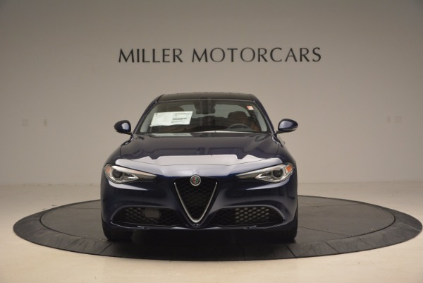 New 2017 Alfa Romeo Giulia Q4 for sale Sold at Aston Martin of Greenwich in Greenwich CT 06830 13