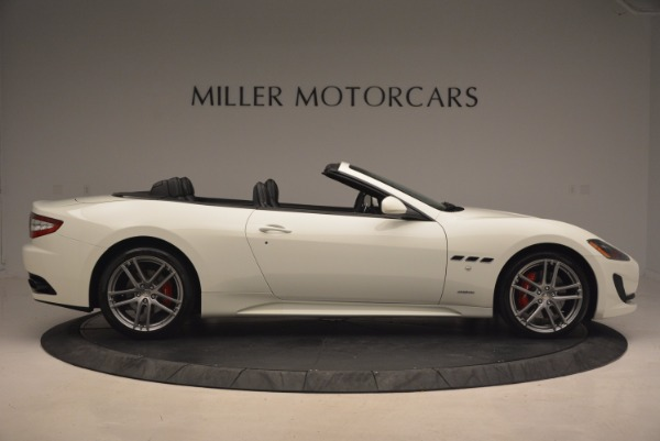 Used 2016 Maserati GranTurismo Sport for sale Sold at Aston Martin of Greenwich in Greenwich CT 06830 10