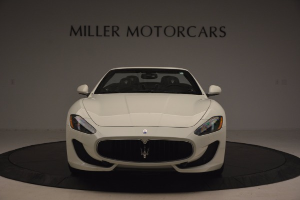 Used 2016 Maserati GranTurismo Sport for sale Sold at Aston Martin of Greenwich in Greenwich CT 06830 13