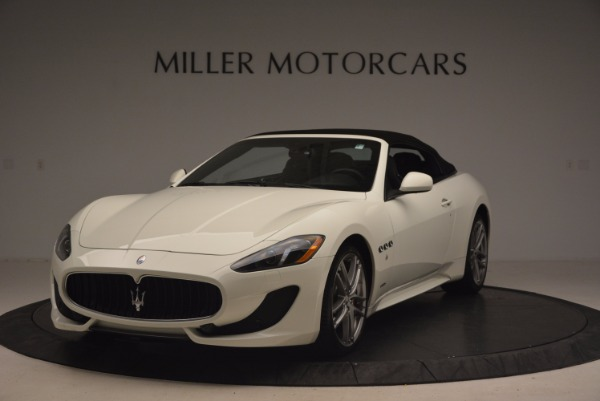 Used 2016 Maserati GranTurismo Sport for sale Sold at Aston Martin of Greenwich in Greenwich CT 06830 14