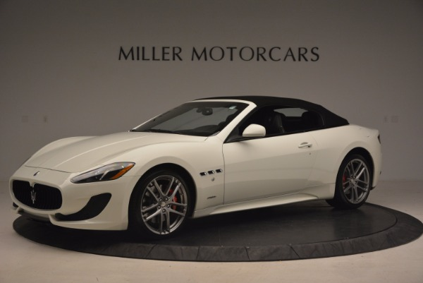 Used 2016 Maserati GranTurismo Sport for sale Sold at Aston Martin of Greenwich in Greenwich CT 06830 15