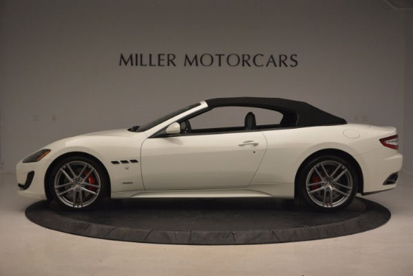 Used 2016 Maserati GranTurismo Sport for sale Sold at Aston Martin of Greenwich in Greenwich CT 06830 16