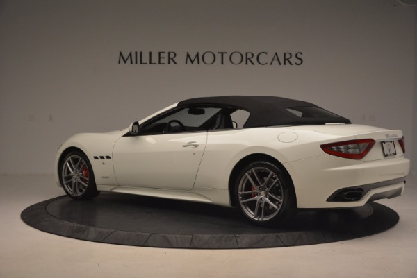 Used 2016 Maserati GranTurismo Sport for sale Sold at Aston Martin of Greenwich in Greenwich CT 06830 17