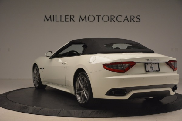 Used 2016 Maserati GranTurismo Sport for sale Sold at Aston Martin of Greenwich in Greenwich CT 06830 18