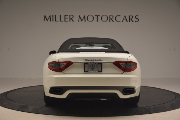 Used 2016 Maserati GranTurismo Sport for sale Sold at Aston Martin of Greenwich in Greenwich CT 06830 19