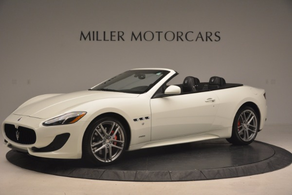 Used 2016 Maserati GranTurismo Sport for sale Sold at Aston Martin of Greenwich in Greenwich CT 06830 2