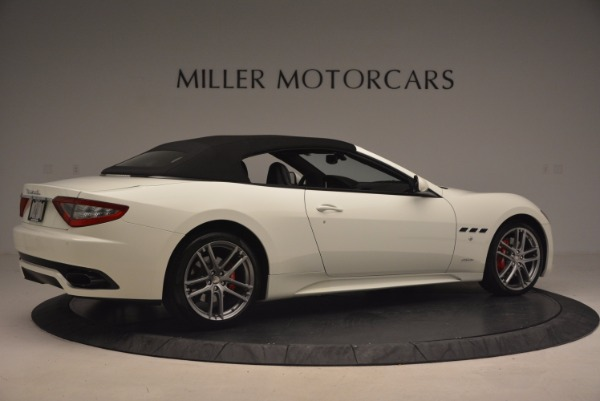 Used 2016 Maserati GranTurismo Sport for sale Sold at Aston Martin of Greenwich in Greenwich CT 06830 21