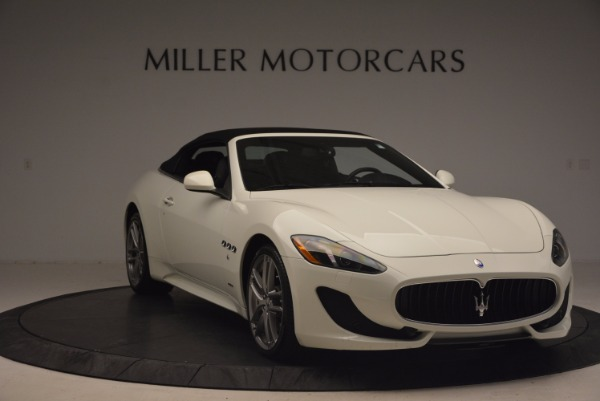 Used 2016 Maserati GranTurismo Sport for sale Sold at Aston Martin of Greenwich in Greenwich CT 06830 24