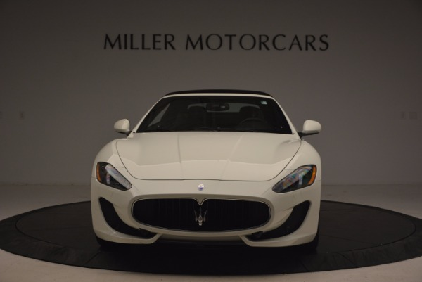 Used 2016 Maserati GranTurismo Sport for sale Sold at Aston Martin of Greenwich in Greenwich CT 06830 25