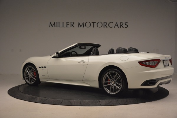 Used 2016 Maserati GranTurismo Sport for sale Sold at Aston Martin of Greenwich in Greenwich CT 06830 4