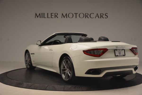 Used 2016 Maserati GranTurismo Sport for sale Sold at Aston Martin of Greenwich in Greenwich CT 06830 5