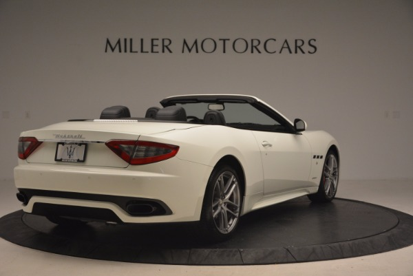 Used 2016 Maserati GranTurismo Sport for sale Sold at Aston Martin of Greenwich in Greenwich CT 06830 7