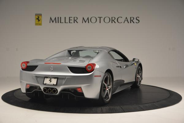 Used 2013 Ferrari 458 Spider for sale Sold at Aston Martin of Greenwich in Greenwich CT 06830 19