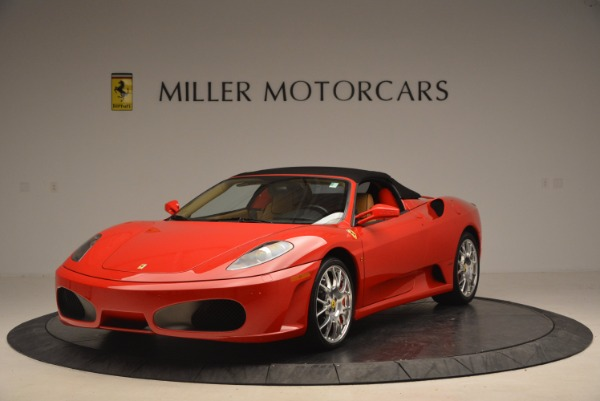 Used 2008 Ferrari F430 Spider for sale Sold at Aston Martin of Greenwich in Greenwich CT 06830 13
