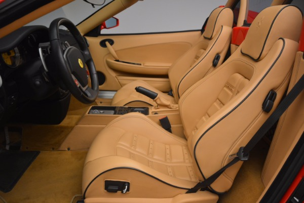 Used 2008 Ferrari F430 Spider for sale Sold at Aston Martin of Greenwich in Greenwich CT 06830 26