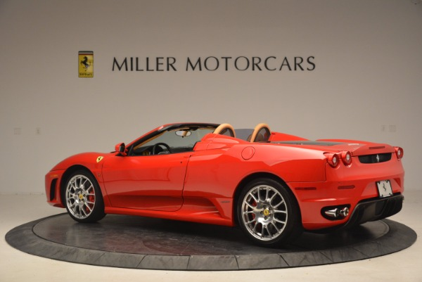 Used 2008 Ferrari F430 Spider for sale Sold at Aston Martin of Greenwich in Greenwich CT 06830 4