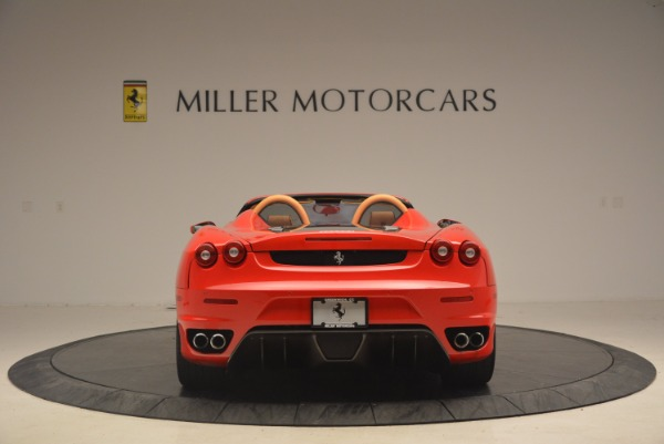 Used 2008 Ferrari F430 Spider for sale Sold at Aston Martin of Greenwich in Greenwich CT 06830 6