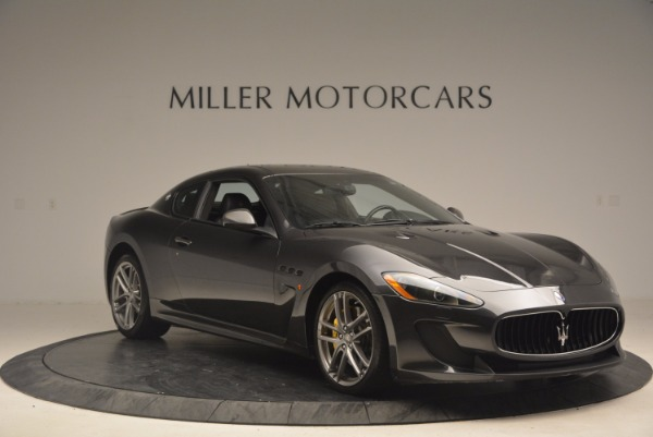 Used 2012 Maserati GranTurismo MC for sale Sold at Aston Martin of Greenwich in Greenwich CT 06830 11