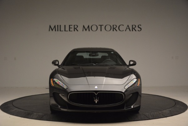 Used 2012 Maserati GranTurismo MC for sale Sold at Aston Martin of Greenwich in Greenwich CT 06830 12