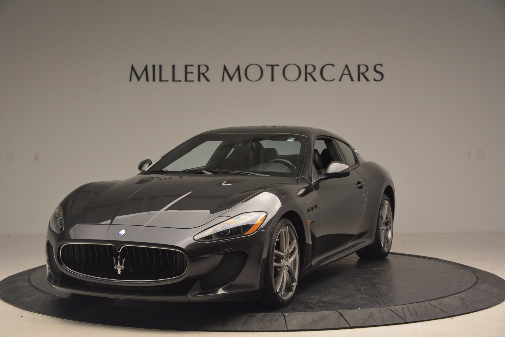 Used 2012 Maserati GranTurismo MC for sale Sold at Aston Martin of Greenwich in Greenwich CT 06830 1