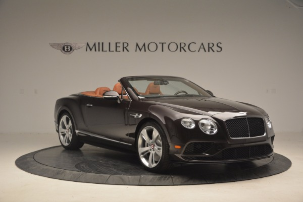 Used 2017 Bentley Continental GTC V8 S for sale Sold at Aston Martin of Greenwich in Greenwich CT 06830 11