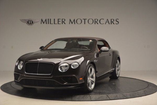 Used 2017 Bentley Continental GTC V8 S for sale $159,900 at Aston Martin of Greenwich in Greenwich CT 06830 13