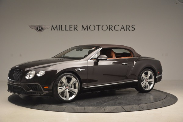 Used 2017 Bentley Continental GTC V8 S for sale $159,900 at Aston Martin of Greenwich in Greenwich CT 06830 14