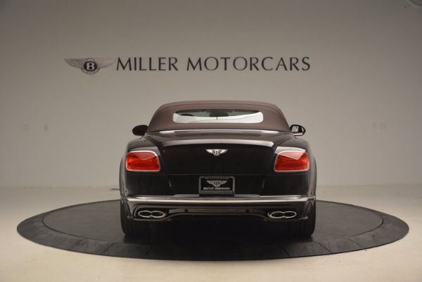 Used 2017 Bentley Continental GTC V8 S for sale $159,900 at Aston Martin of Greenwich in Greenwich CT 06830 18