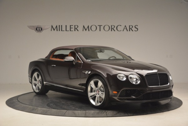 Used 2017 Bentley Continental GTC V8 S for sale $159,900 at Aston Martin of Greenwich in Greenwich CT 06830 23
