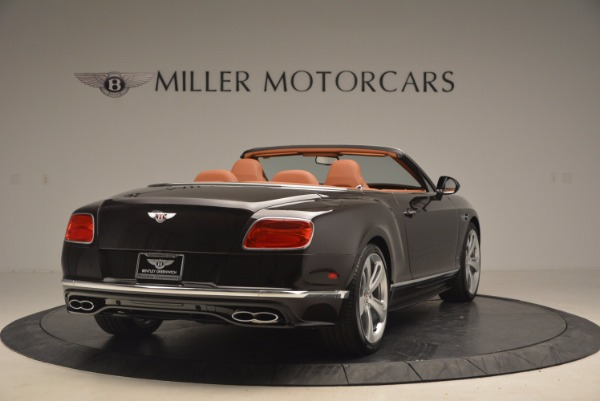 Used 2017 Bentley Continental GTC V8 S for sale $159,900 at Aston Martin of Greenwich in Greenwich CT 06830 7