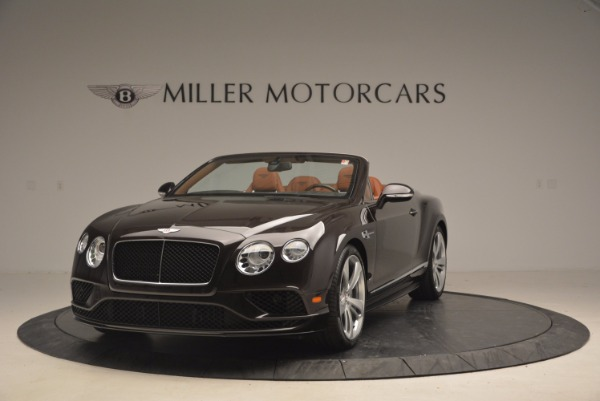 Used 2017 Bentley Continental GTC V8 S for sale Sold at Aston Martin of Greenwich in Greenwich CT 06830 1