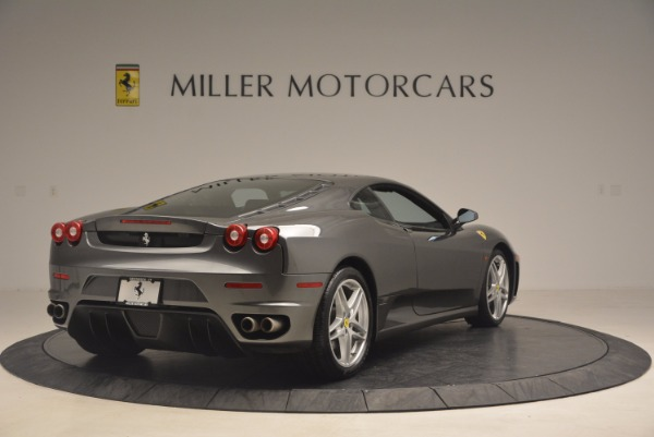Used 2005 Ferrari F430 6-Speed Manual for sale Sold at Aston Martin of Greenwich in Greenwich CT 06830 7